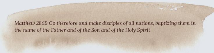 image quote Matthew 28:19