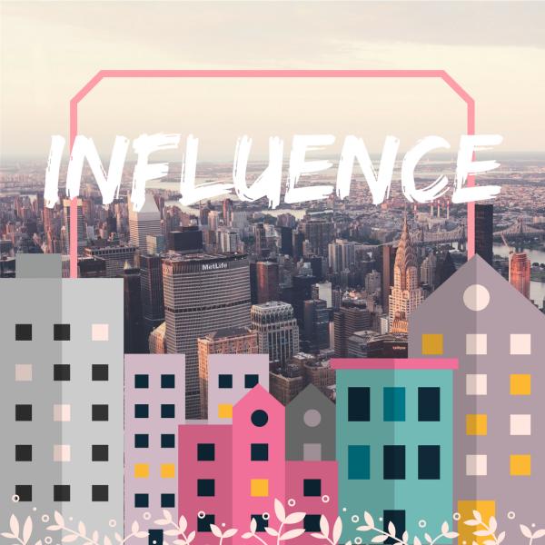 """image entitled """"Influence"""""""